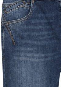 PULZ - PZCARMEN - Jeans Short / cowboy shorts - medium blue denim - 5