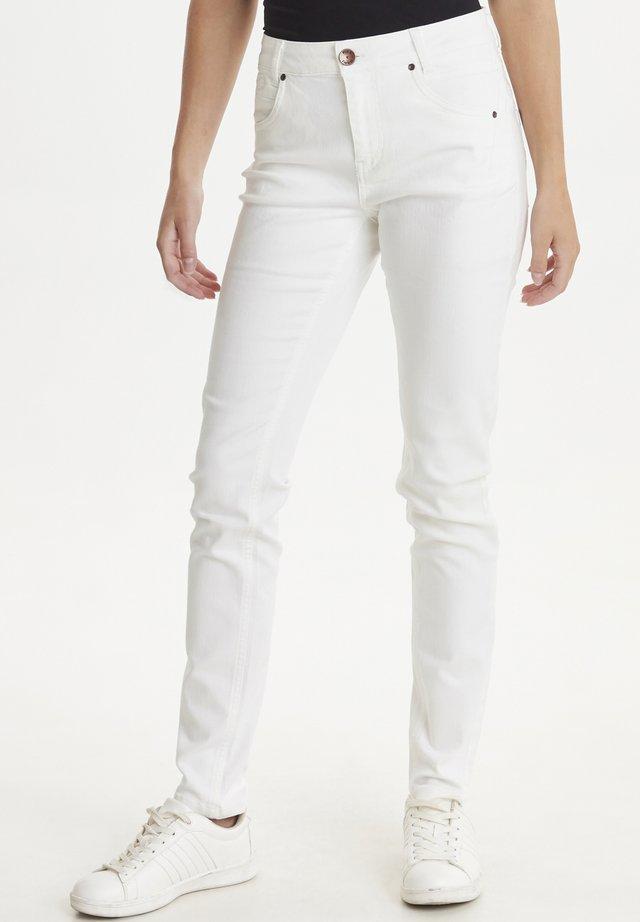 Jeans Skinny Fit - cloud dancer