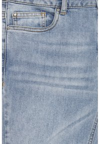 PULZ - PZEMMA  - Flared Jeans - light blue denim - 5