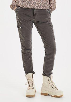 PXELVA  - Jeans Skinny Fit - raven