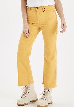 PZLIVA - Flared Jeans - artisan's gold
