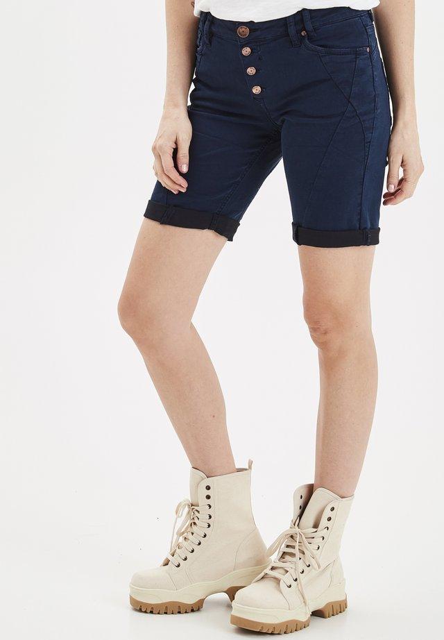 PZROSITA - Jeans Short / cowboy shorts - dark sapphire