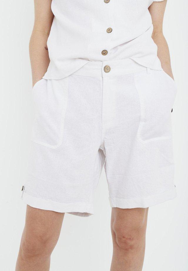 PZBIANCA  - Shorts - bright white