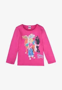 Prinzessin Emmy - PRINZESSIN EMMY - Long sleeved top - carmine rose - 0