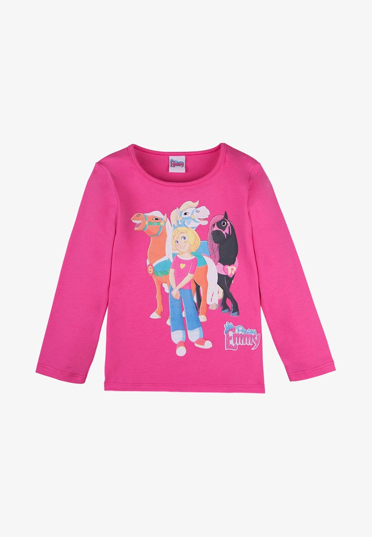 Prinzessin Emmy - PRINZESSIN EMMY - Long sleeved top - carmine rose