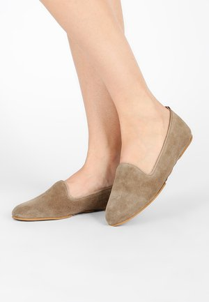 AVEN HOME - Slippers - beige