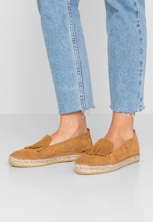 TILDE - Loafers - tan