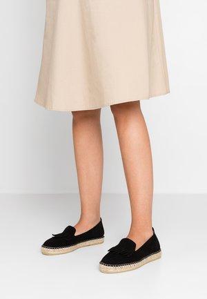 TILDE - Loafers - black