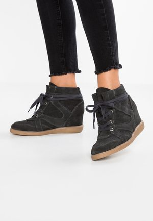 VIBE - Sneakers hoog - dark grey