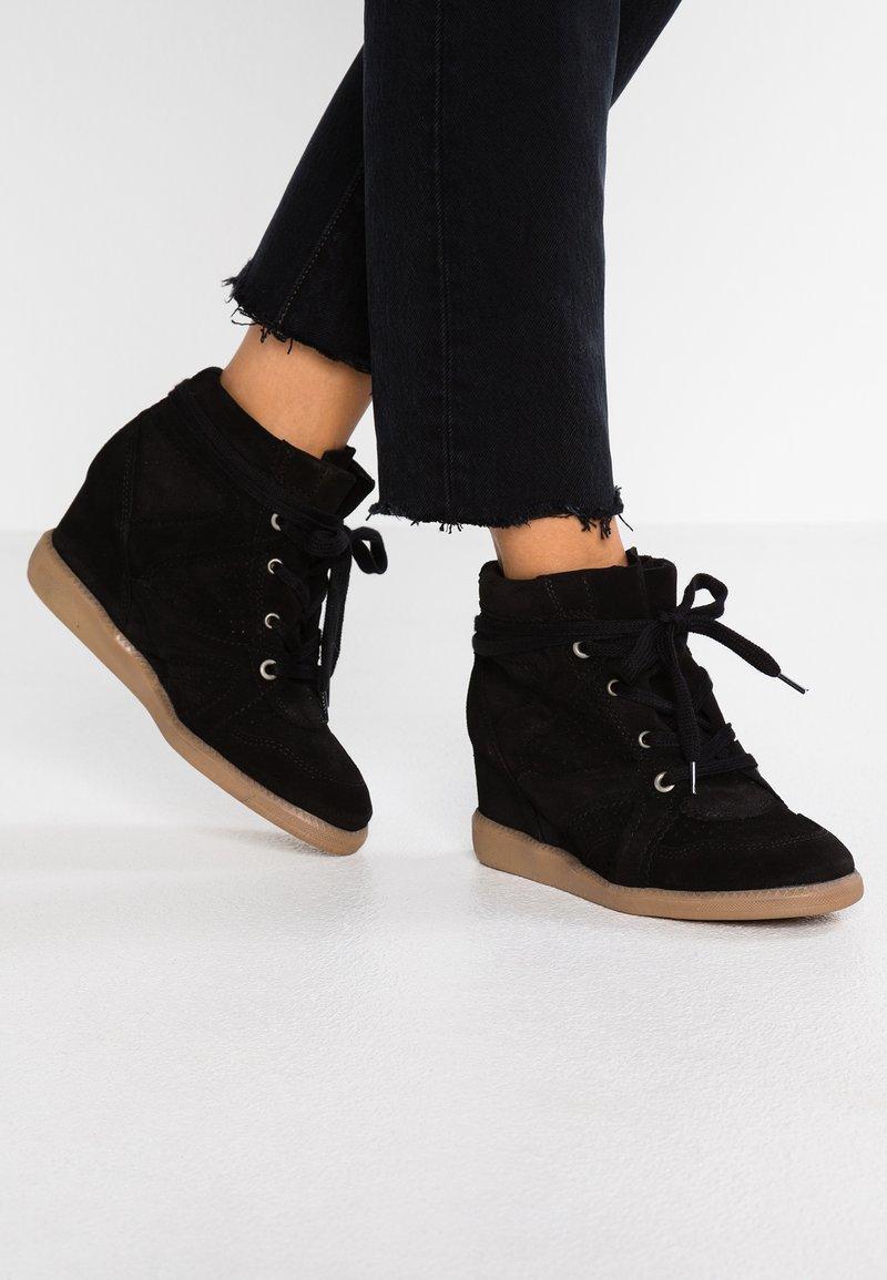 Pavement - VIBE - Zapatillas altas - black