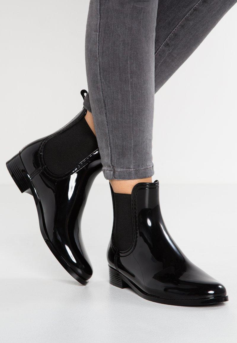 Pavement - RAIN - Bottes en caoutchouc - black