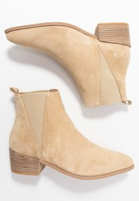 Pavement - KAREN - Ankle boots - beige - 3