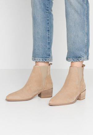 KAREN - Boots à talons - beige