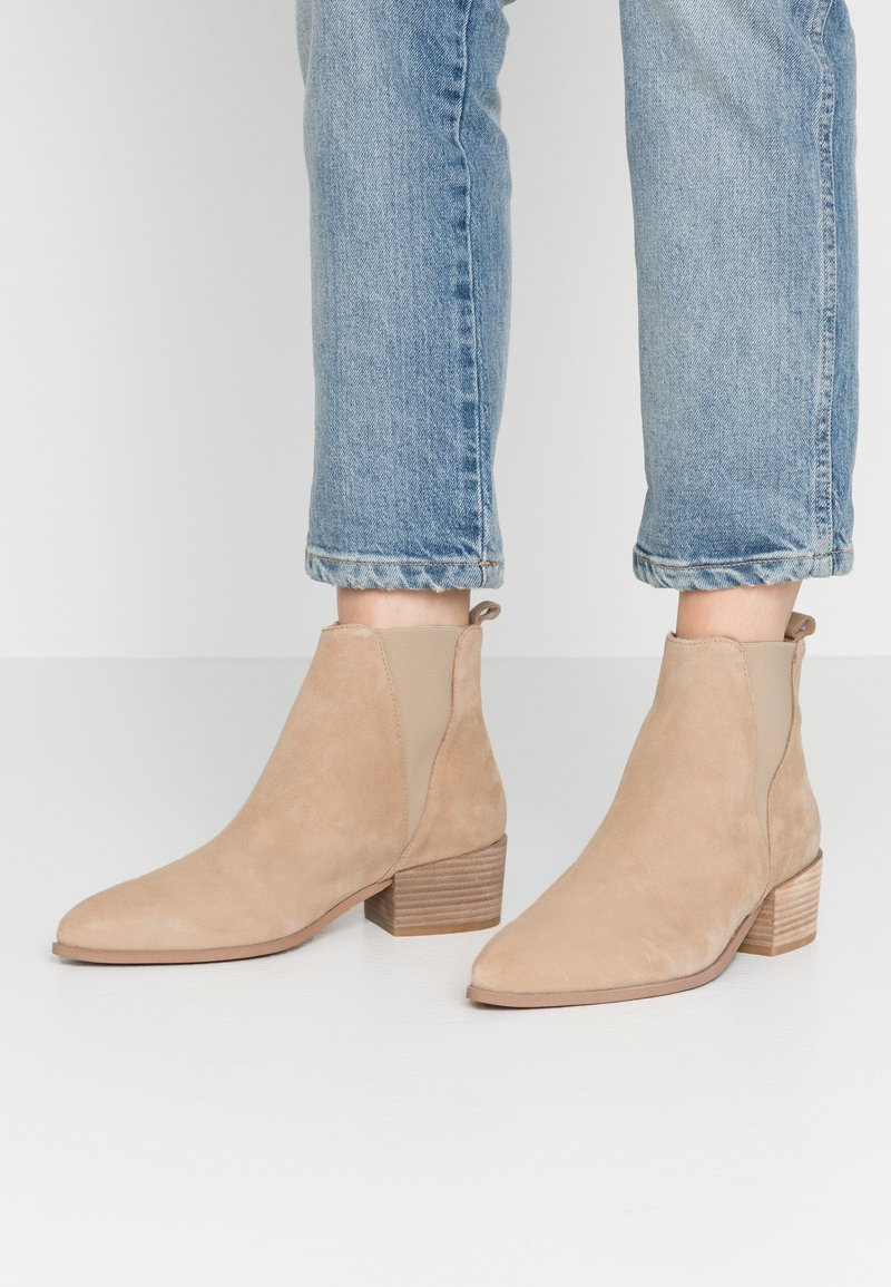 Pavement - KAREN - Ankle boots - beige