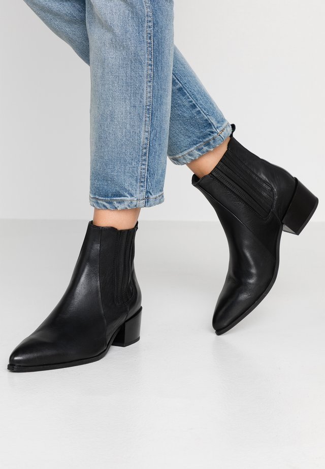 SAGE - Classic ankle boots - black