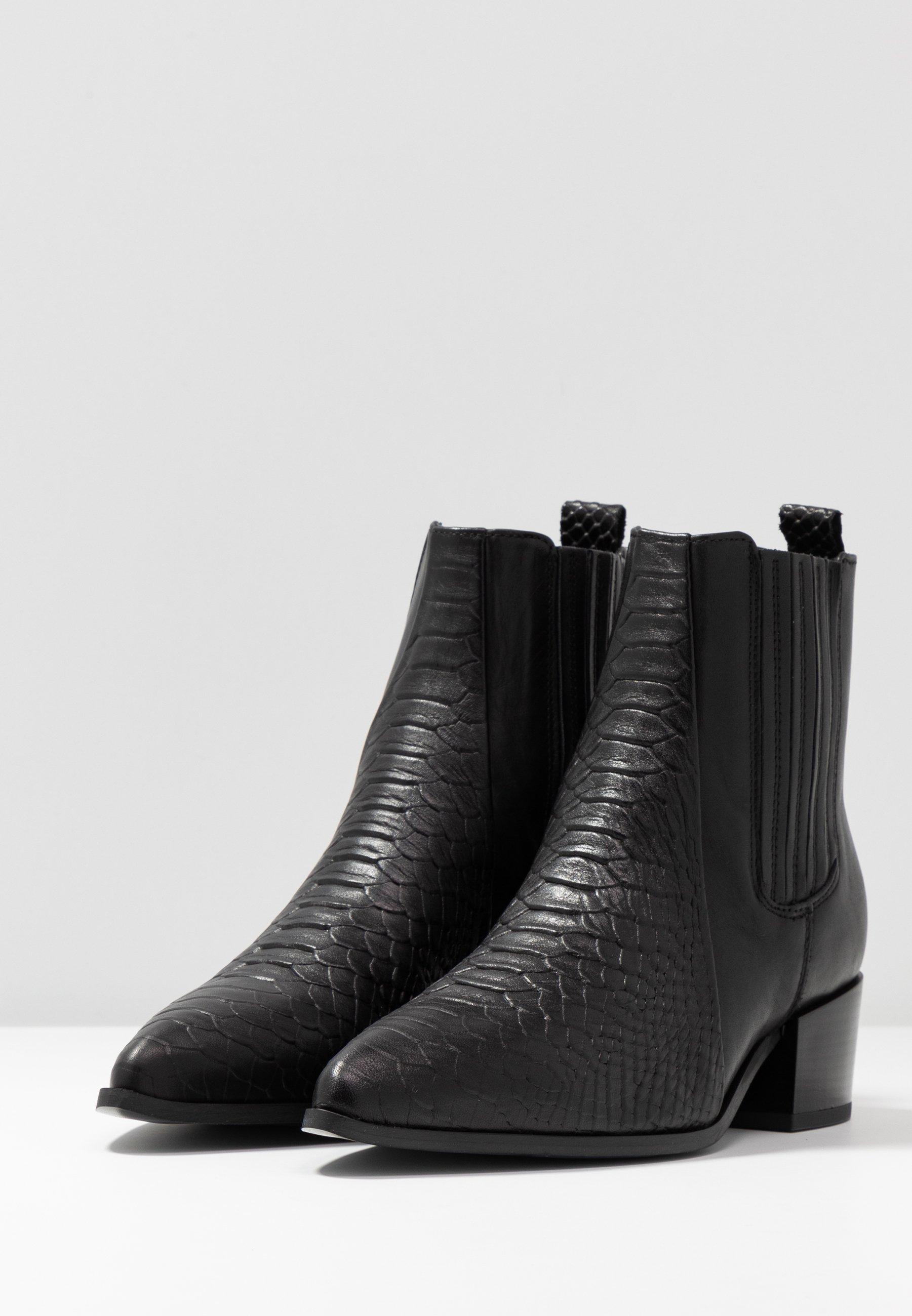 Pavement SAGE - Støvletter - black