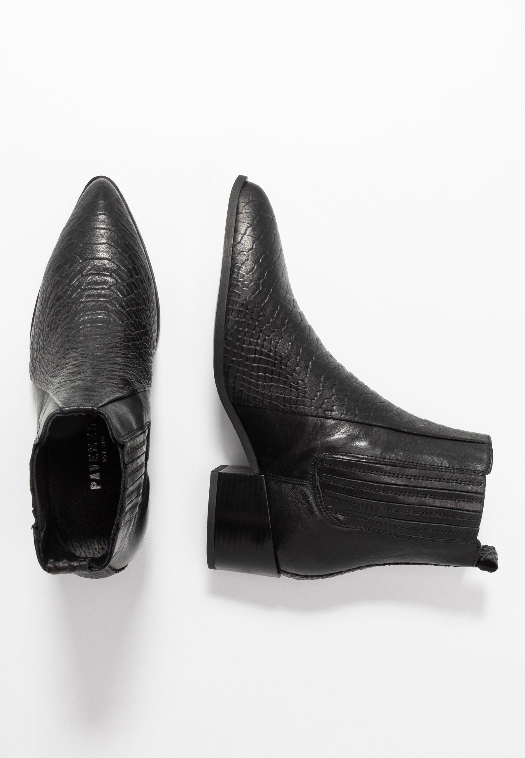 Pavement SAGE - Botki - black