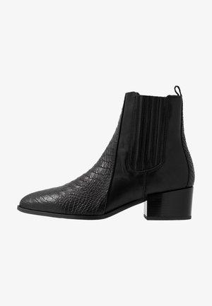 SAGE - Støvletter - black