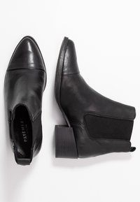 Pavement - PARKER - Classic ankle boots - black - 3