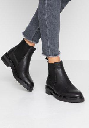 JEMMA - Støvletter - black