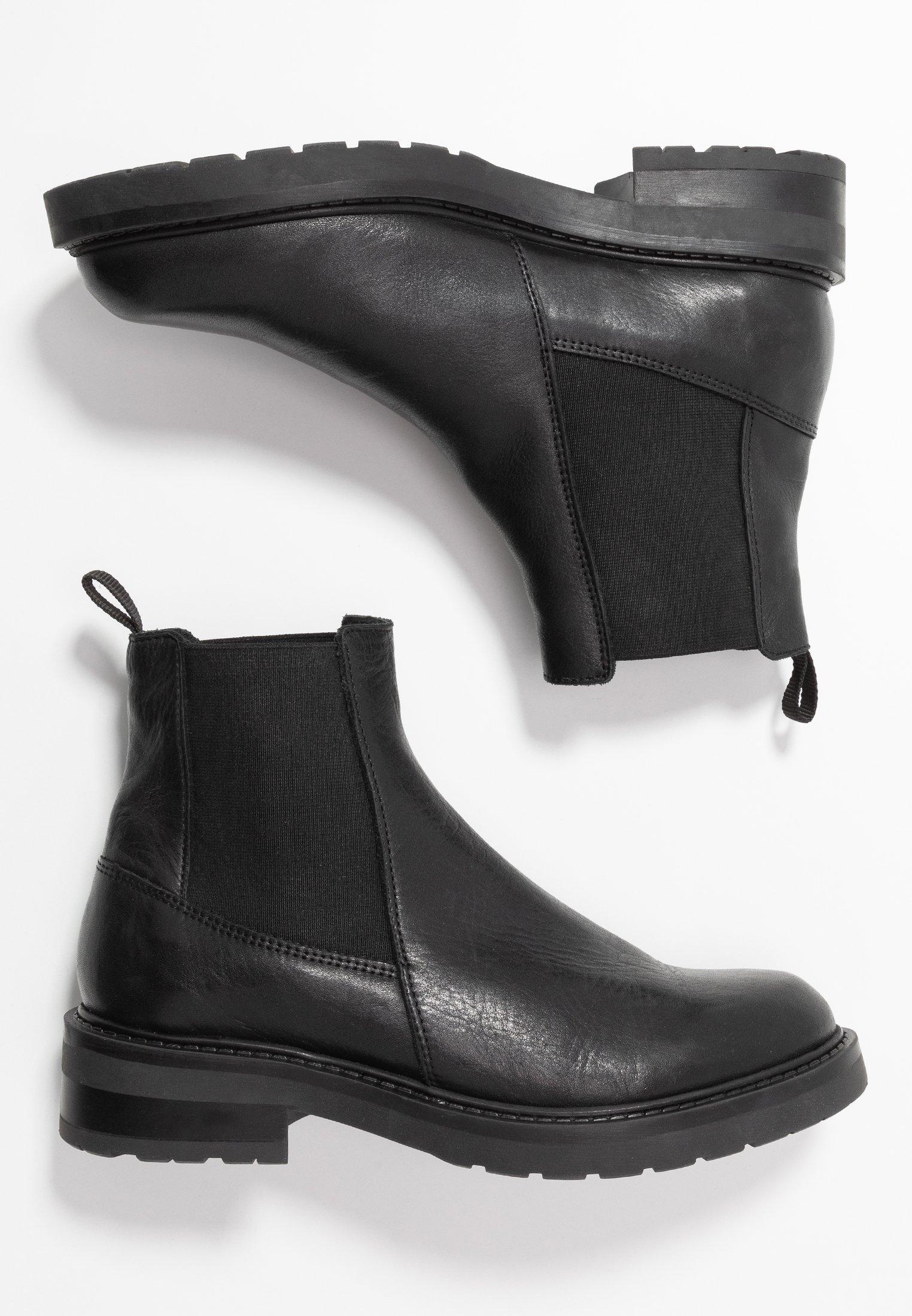 JEMMA Støvletter black
