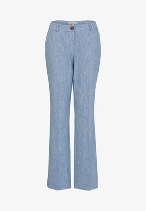 PROMISS APPAREL PANT PEAR - Trousers - blue