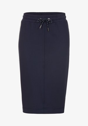 APPAREL - Pencil skirt - nightsky