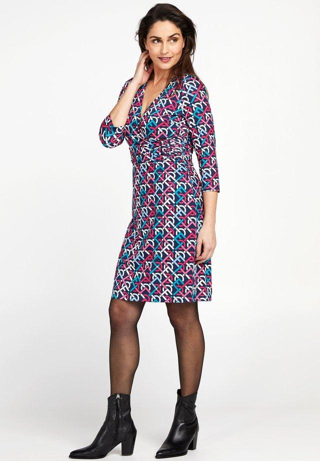 PROMISS APPAREL DRESS DOISON - Etui-jurk - nightsky