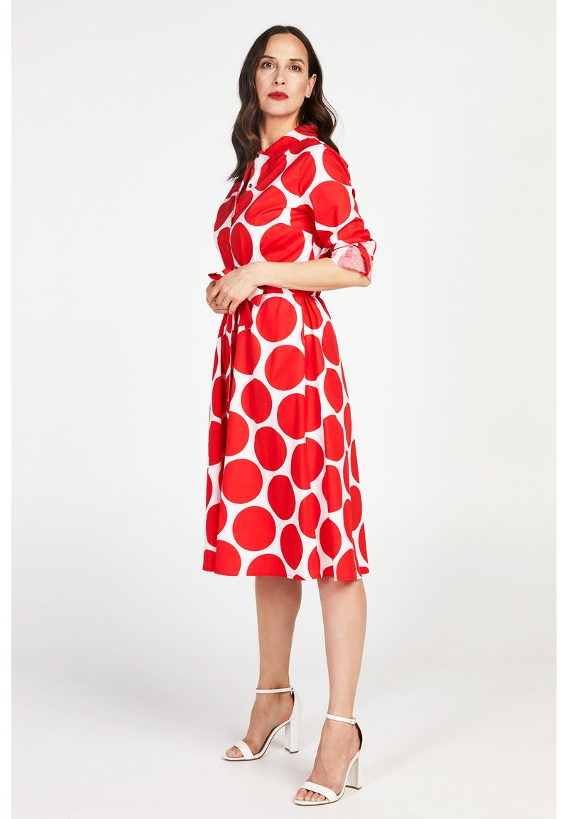 Promiss - DOLLY - Blousejurk - red