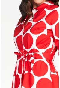 Promiss - DOLLY - Blousejurk - red - 3