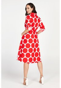 Promiss - DOLLY - Blousejurk - red - 1
