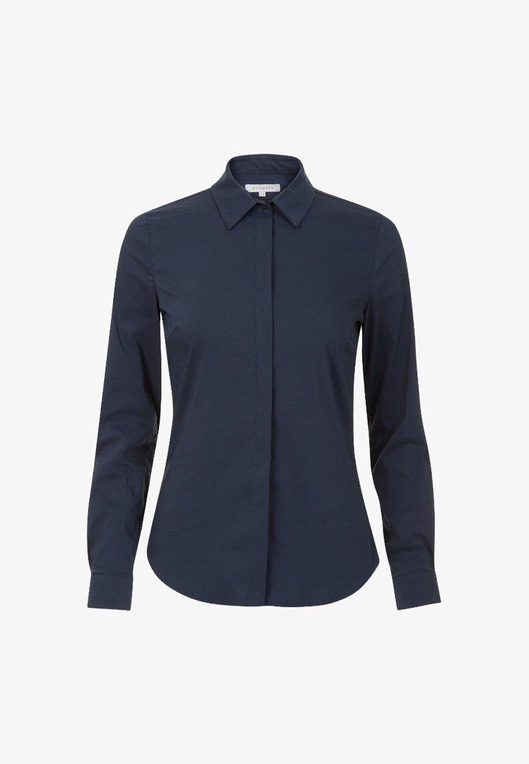 Promiss - Button-down blouse - dark blue