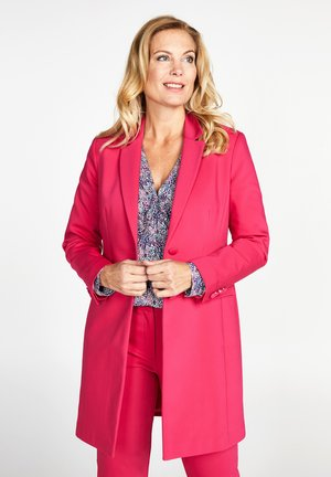 Short coat - light pink