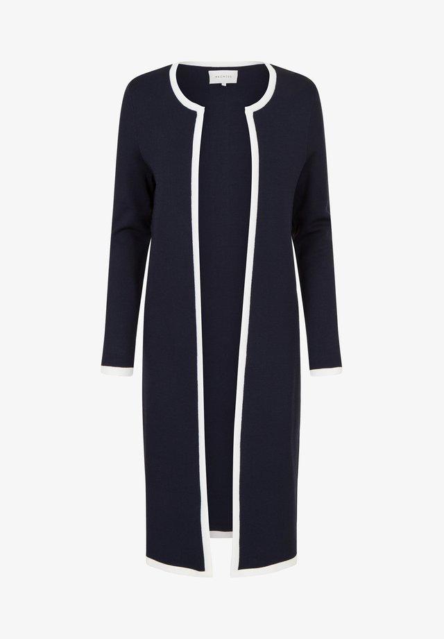 APPAREL KANISE - Vest - night blue