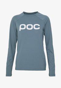 POC - ESSENTIAL  - Langarmshirt - calcite blue - 3