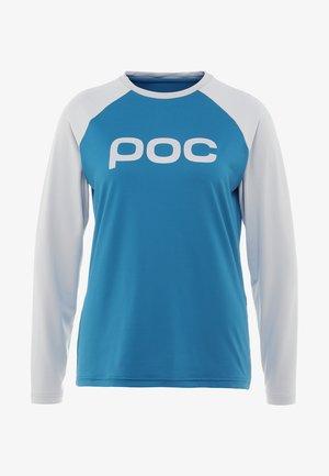 ESSENTIAL  - T-shirt à manches longues - antimony blue