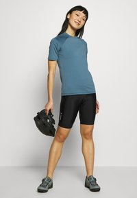 POC - ESSENTIAL TEE - T-Shirt print - calcite blue - 1