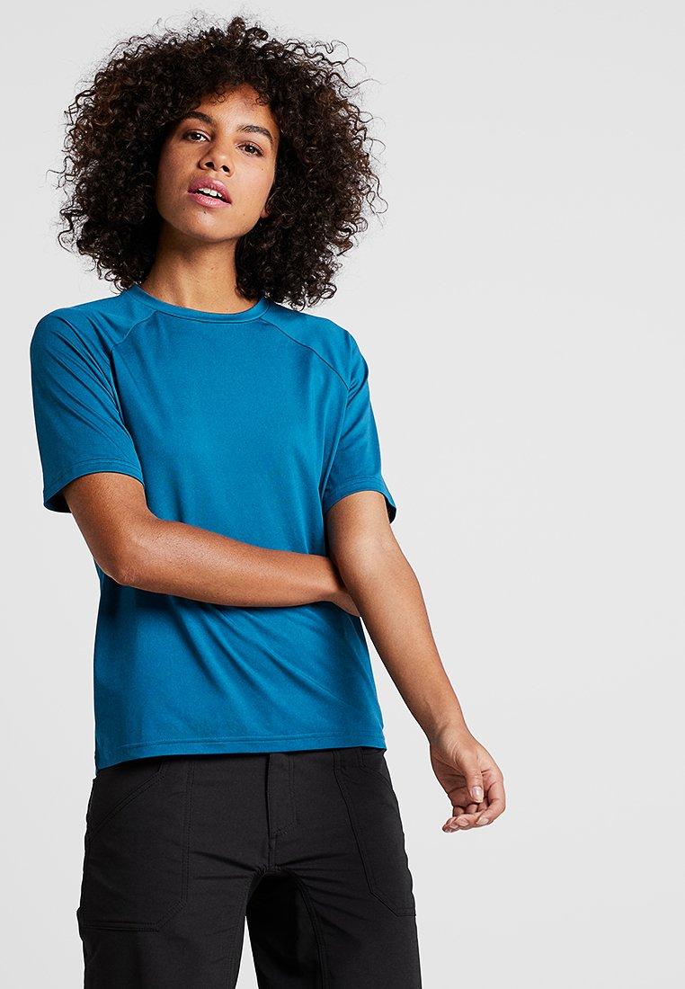 POC - ESSENTIAL TEE - T-Shirt print - antimony blue