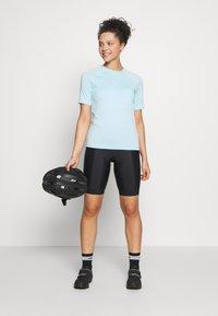 POC - ESSENTIAL TEE - T-Shirt print - light kalkopyrit blue - 1