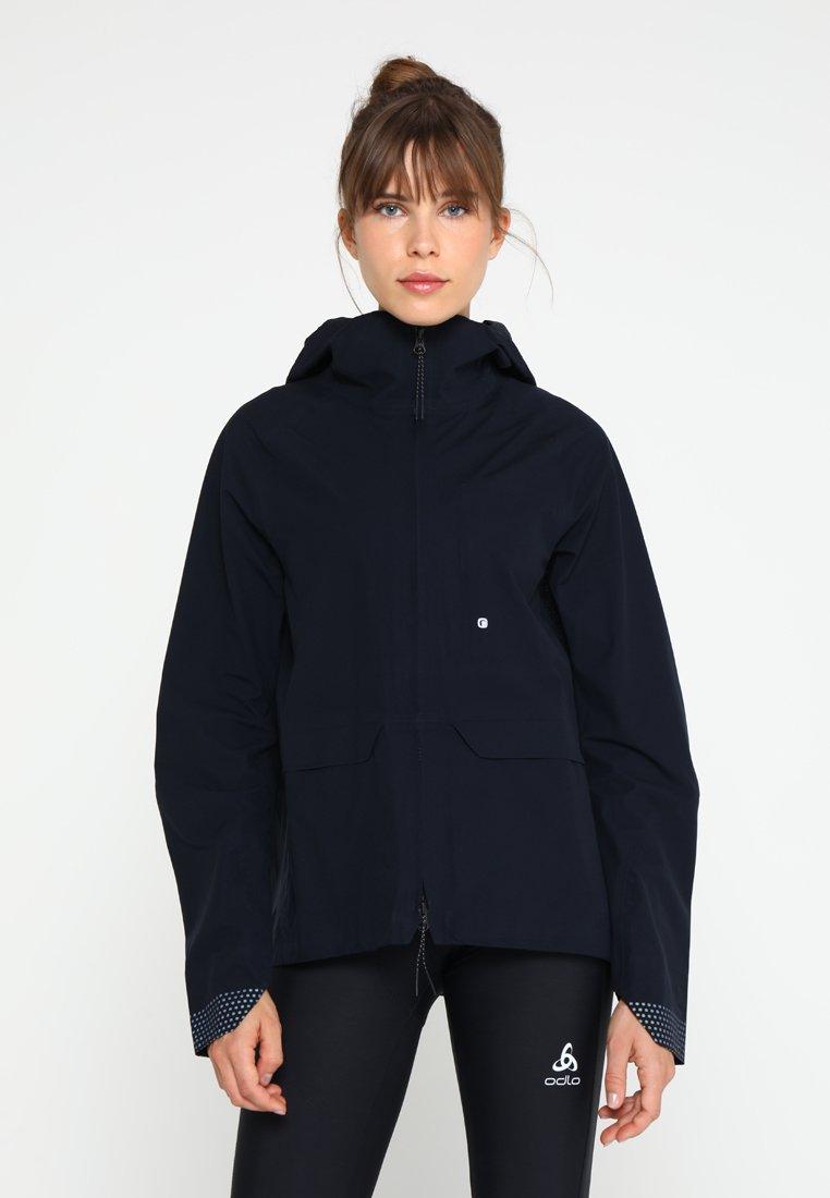 POC - COMMUTER RAIN  - Soft shell jacket - navy black