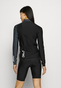 POC - ESSENTIAL ROAD MID - Trainingsjacke - uranium black/sylvanite grey - 2