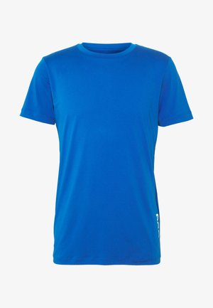 RESISTANCE ENDURO LIGHT TEE - Basic T-shirt - light azurite blue