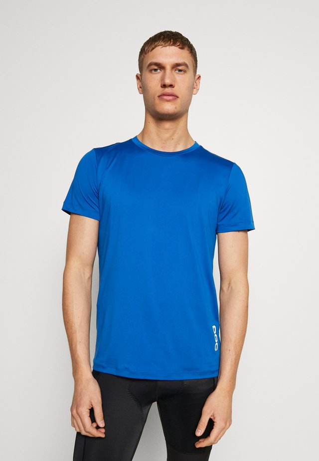 RESISTANCE ENDURO LIGHT TEE - Jednoduché triko - light azurite blue