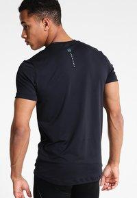 POC - RESISTANCE ENDURO LIGHT TEE - T-Shirt basic - carbon black - 2