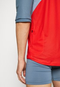 POC - ESSENTIAL ENDURO LIGHT - T-Shirt print - calcite multi blue - 3