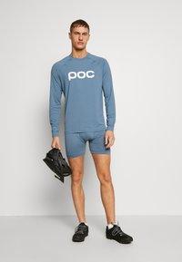 POC - ESSENTIAL ENDURO  - Long sleeved top - calcite blue - 1