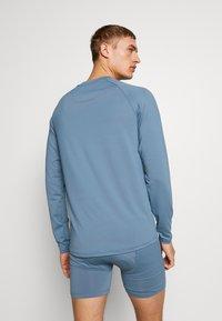 POC - ESSENTIAL ENDURO  - Langarmshirt - calcite blue - 2