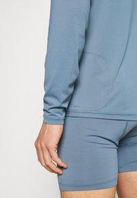 POC - ESSENTIAL ENDURO  - Long sleeved top - calcite blue - 5
