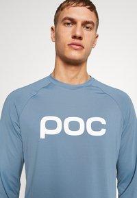 POC - ESSENTIAL ENDURO  - Langarmshirt - calcite blue - 3