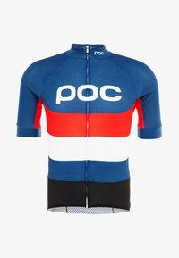 POC - ESSENTIAL ROAD LOGO  - T-Shirt print - multi/red - 4